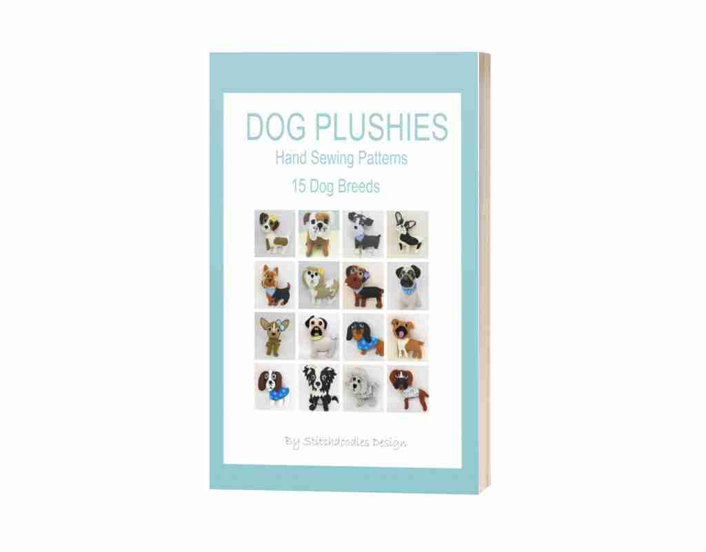 dog plushies ebook by stitchdoodles