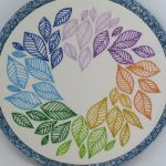 As the Leaves Turn Embroidery Pattern by Stitchdoodles