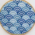 Waves pattern by stitchdoodles