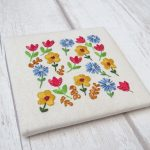 Flowers Embroidery pattern by stitchdoodles