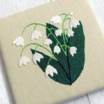 Lily of the Valley Embroidery Pattern by Stitchdoodles
