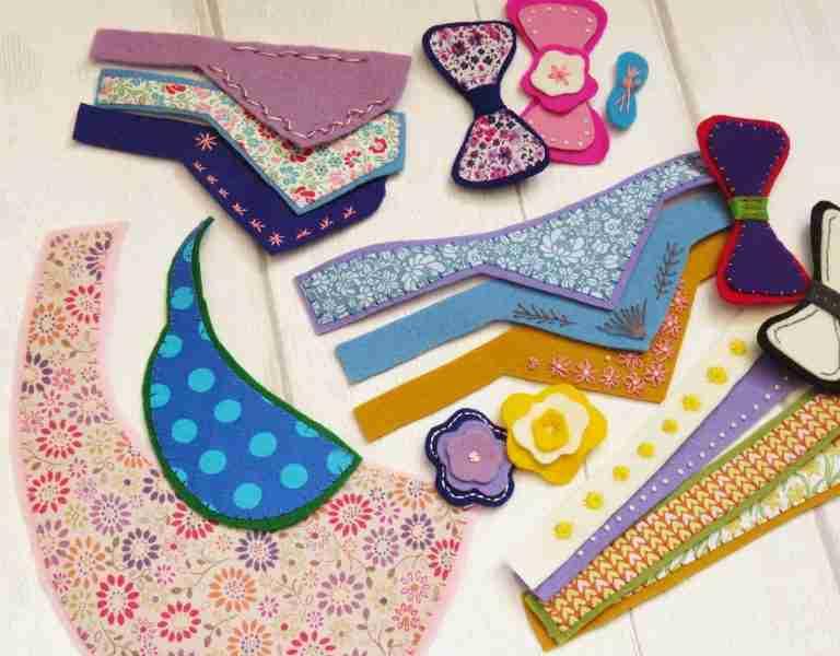 felt plushie accessories