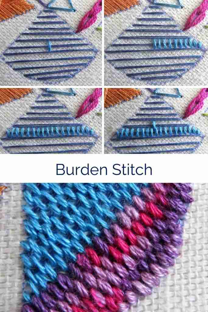 Burden Stitch Tutorial