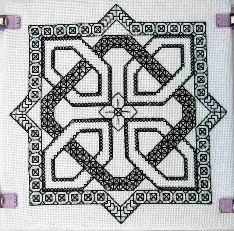 Blackwork design