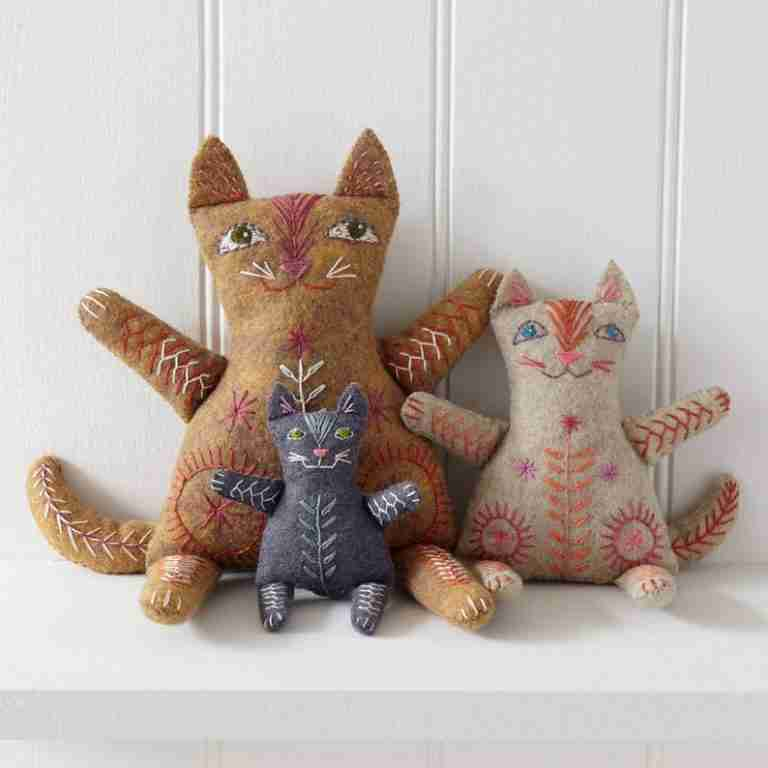 cat felties