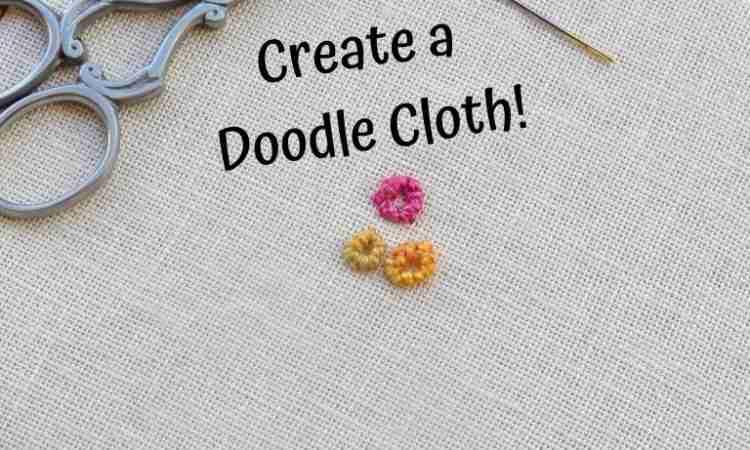 create a doodle cloth