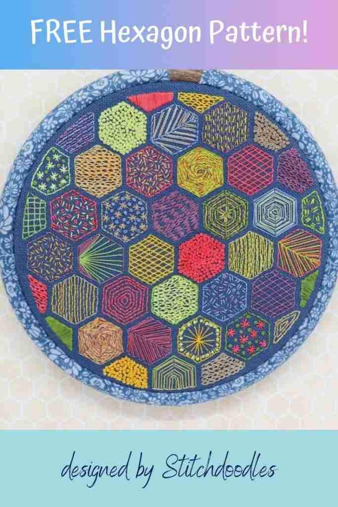 hexagon sampler