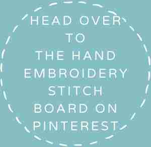 hand embroidery stitch guide