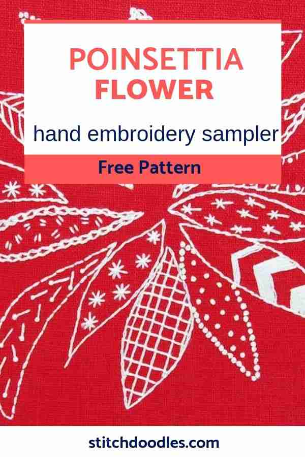 poinsettia sampler