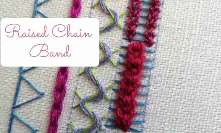 raised chain band