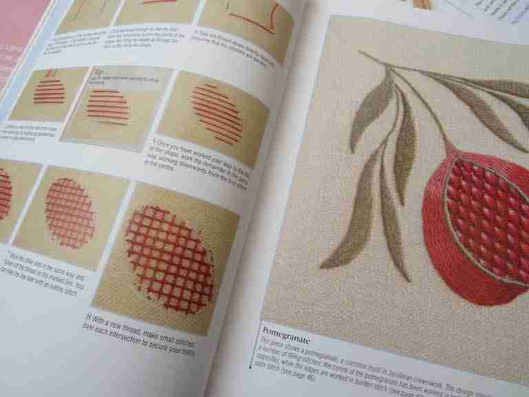 rsn book of embroidery