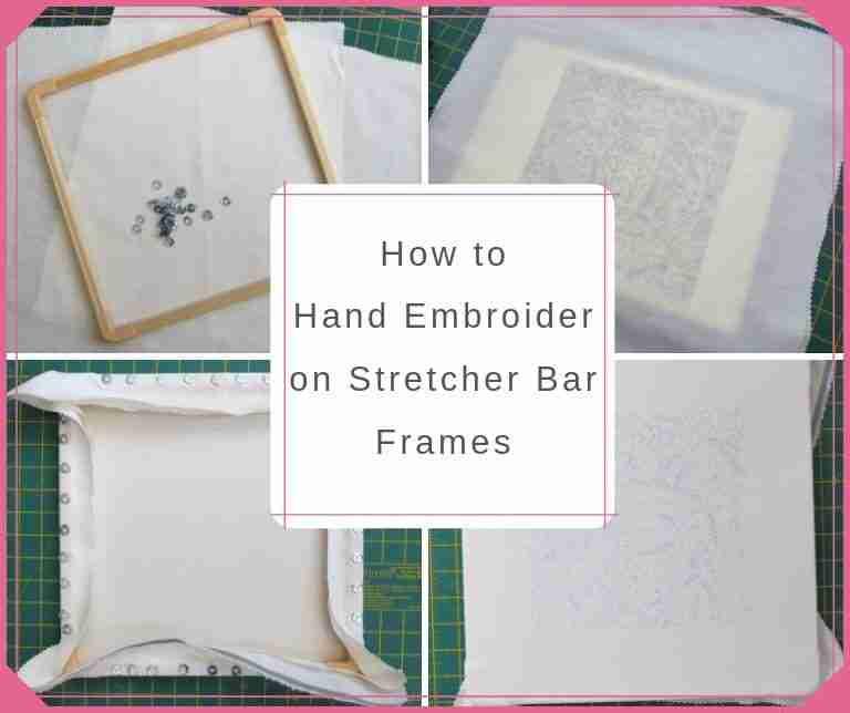 stretcher bar frames