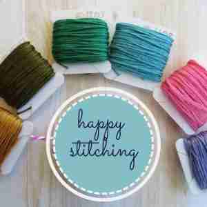 hand embroidery threads