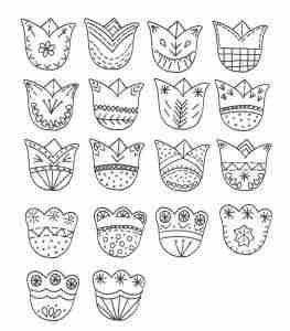 tulip templates