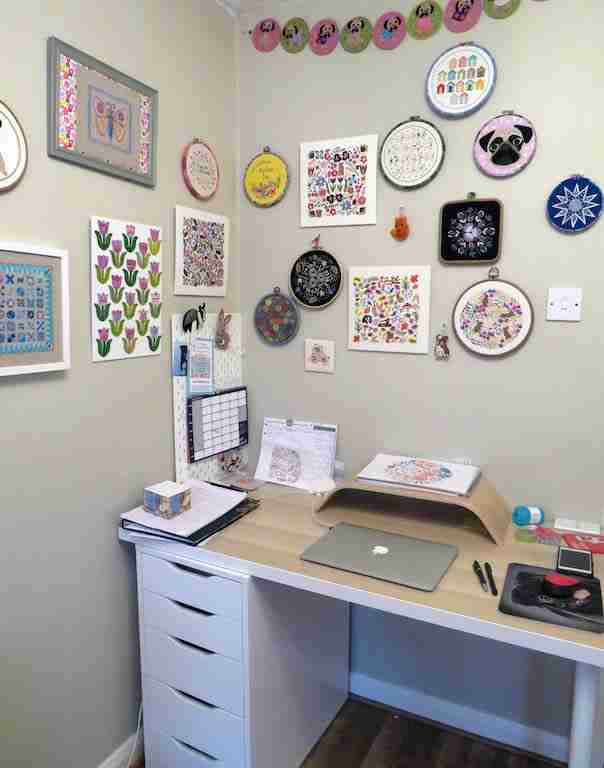 embroidery workspace